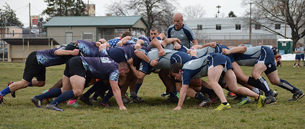 Men's Scrum
