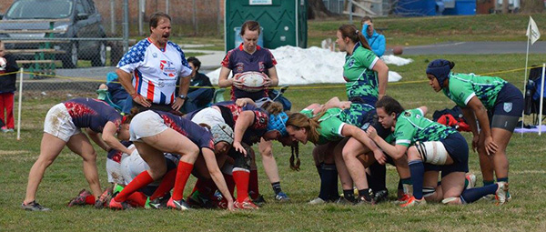 Women's Scrum