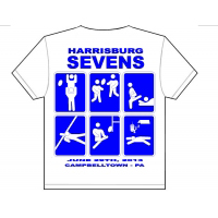 2013 HRFC 7s Tournament T-Shirt