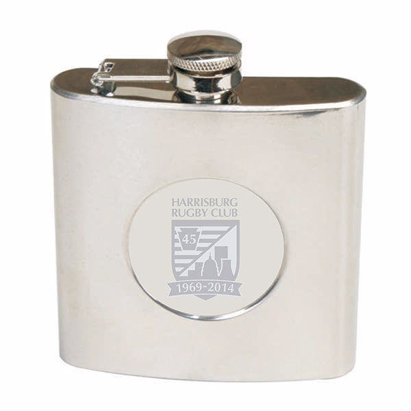 45th Anniversary Flask