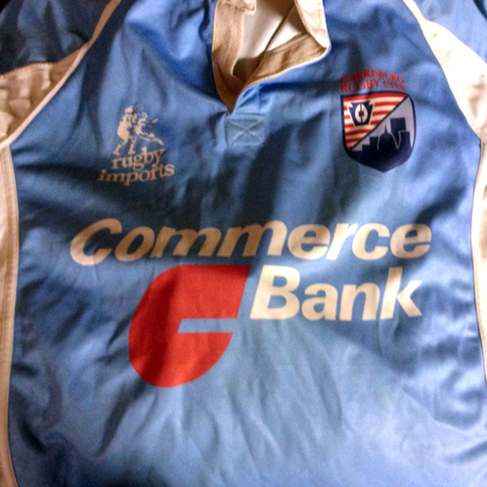HRFC Commerce Bank Jersey - Front