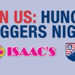 Hungry Ruggers Night