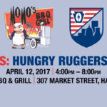 Hungry Ruggers - MoMo's BBQ