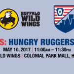 Hungry Ruggers Buffalo Wild Wings