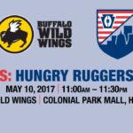 Hungry Ruggers Buffalo Wild Wings